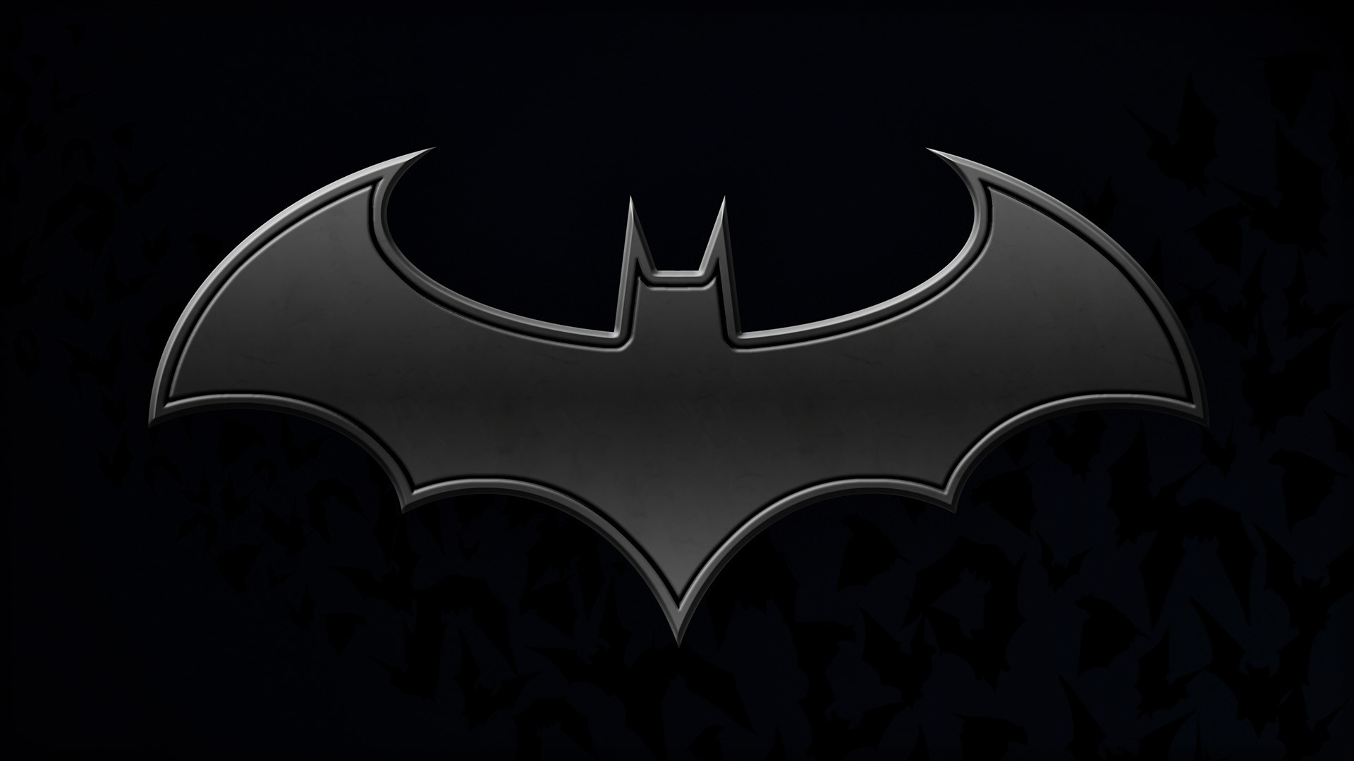 1920x1080 Batman Logo
