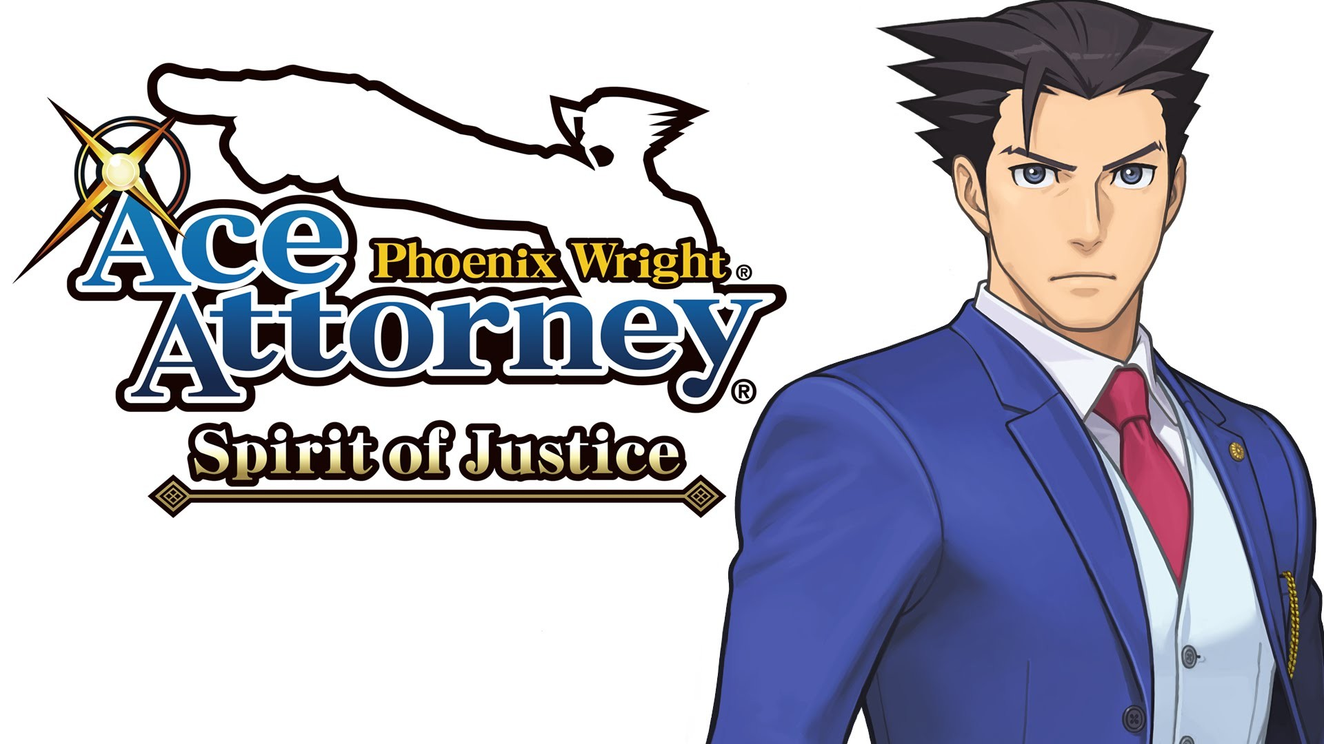 1920x1080 Phoenix Wright: Ace Attorney - Spirit of Justice - Announcement Trailer -  YouTube