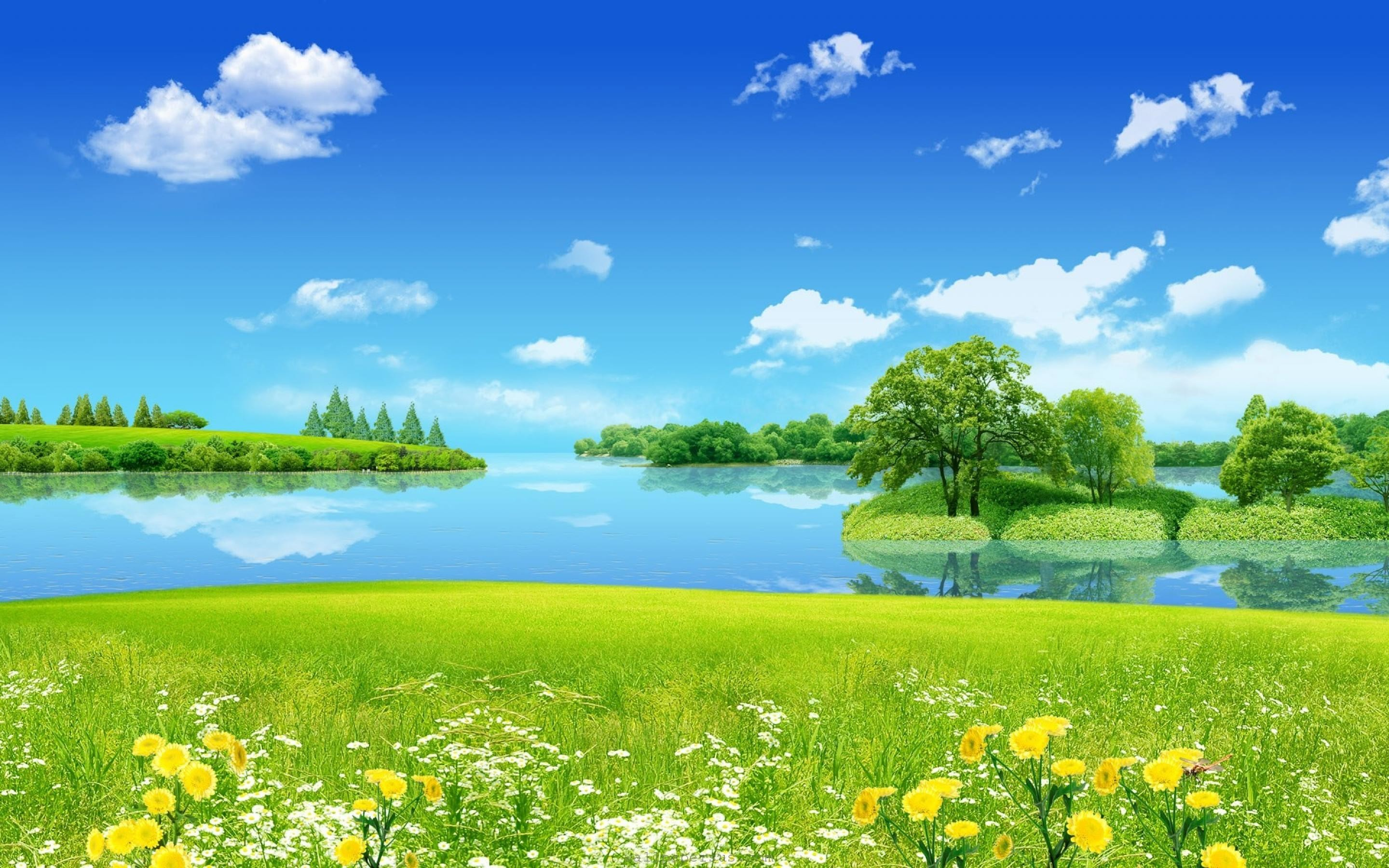 Nice Nature Wallpaper (37+ Images