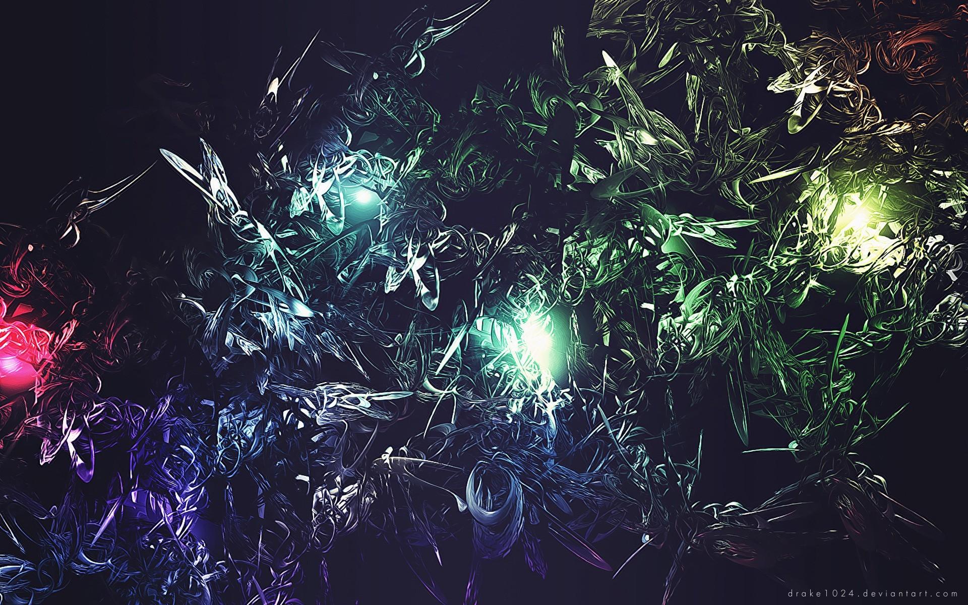 Glow in the Dark Wallpaper 67 images