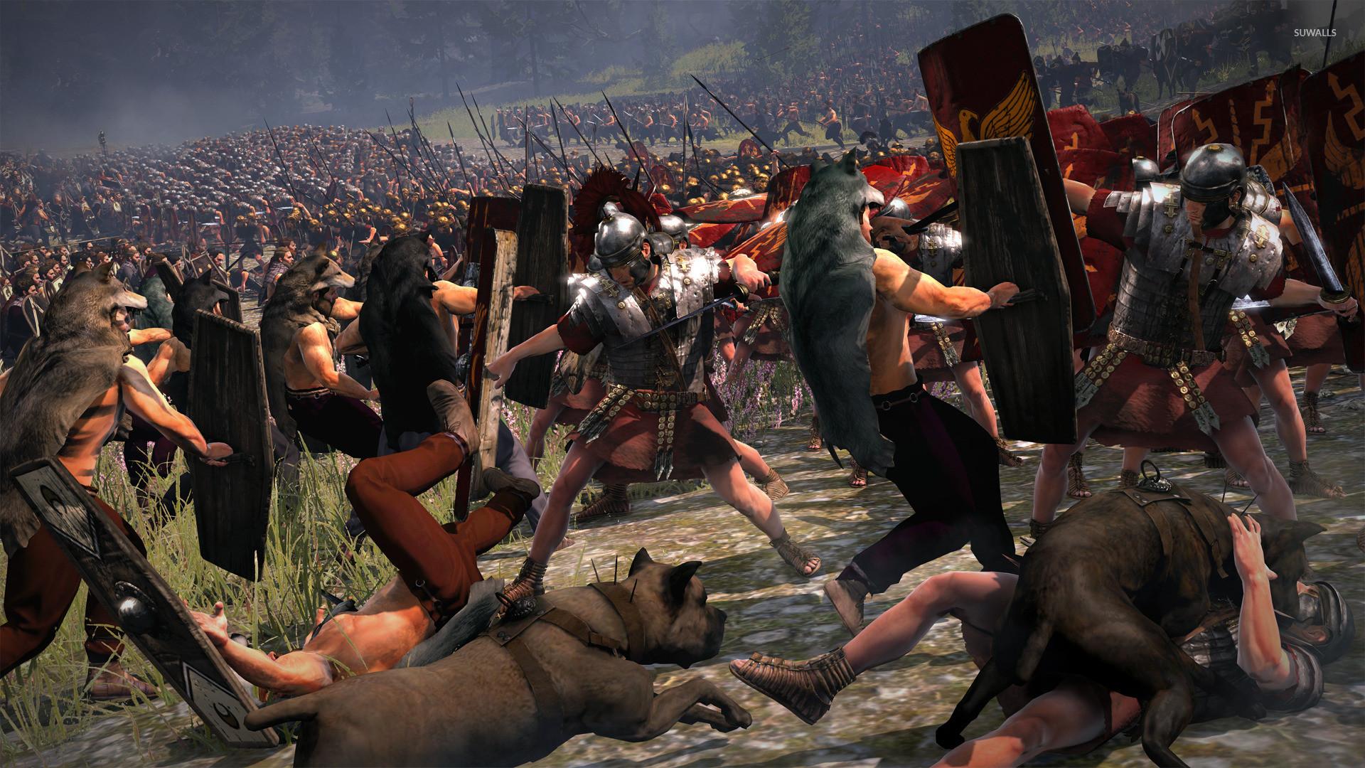 Rome Total War Wallpaper: Roman Soldier Wallpaper (70+ Images