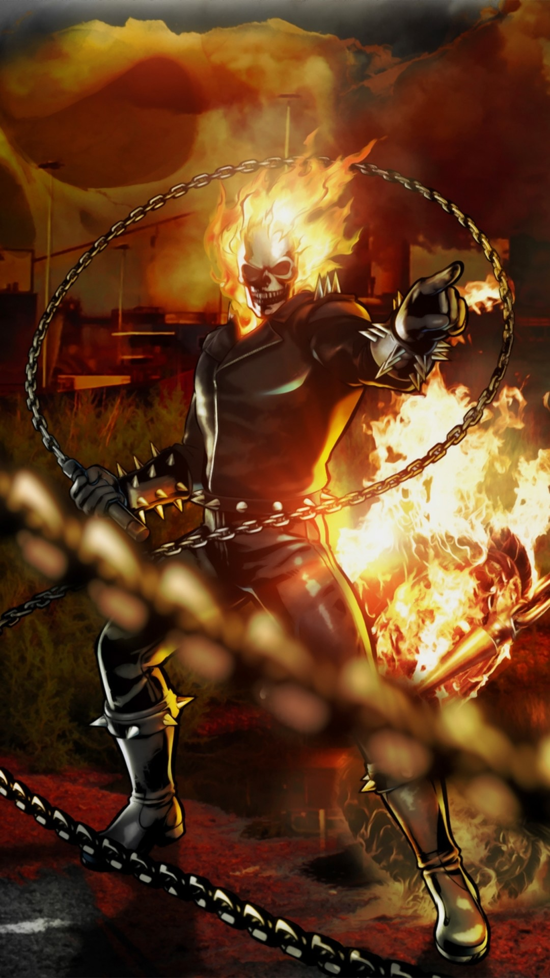 Ghost Rider Wallpaper ...