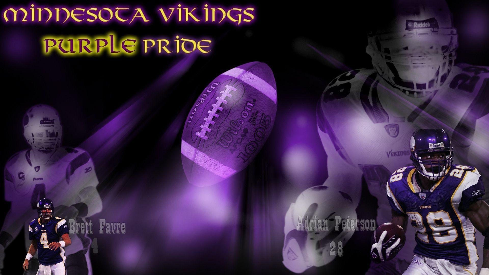 1920x1200 Adrian Peterson Minnesota Vikings Wallpaper