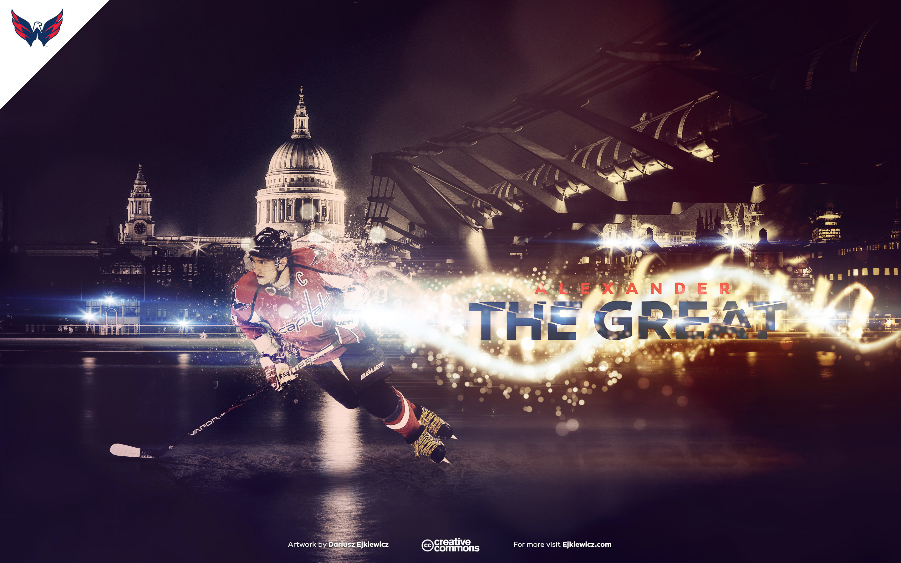 2880x1800 NHL Wallpapers - Alexander Ovechkin Washington Capitals 2014 wallpaper