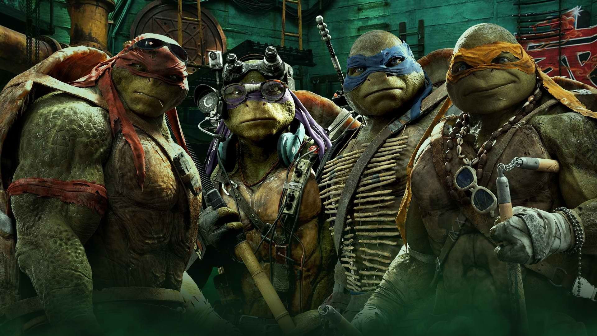 1920x1080 Teenage Mutant Ninja Turtles Wallpapers Wallpaper