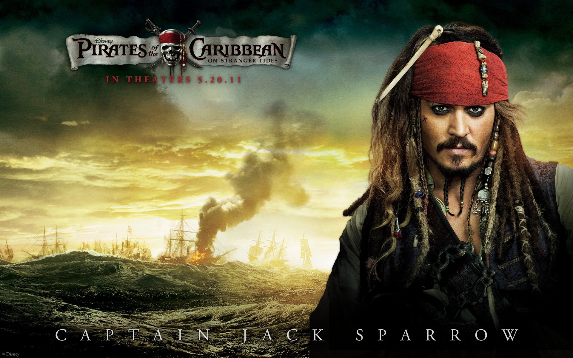 Captain Jack Sparrow Wallpaper 53 Images
