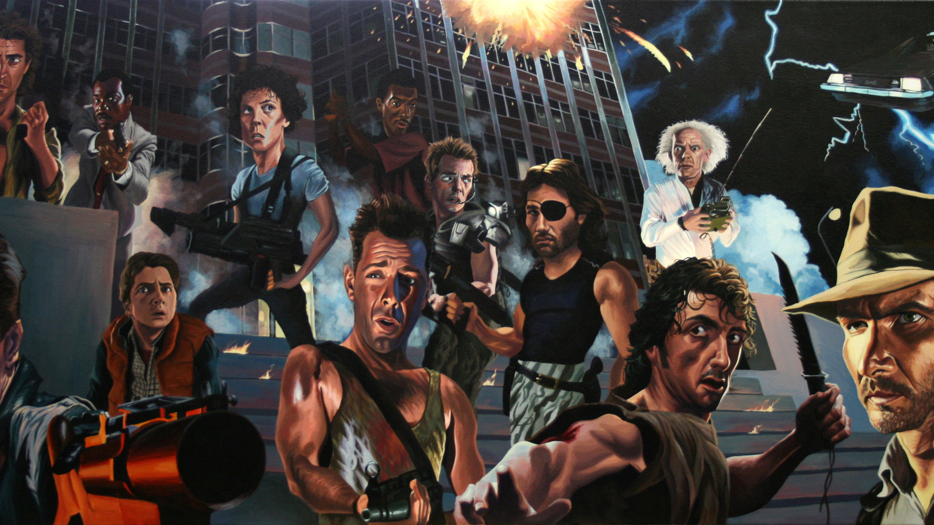 80s Movie Wallpaper 65 Images