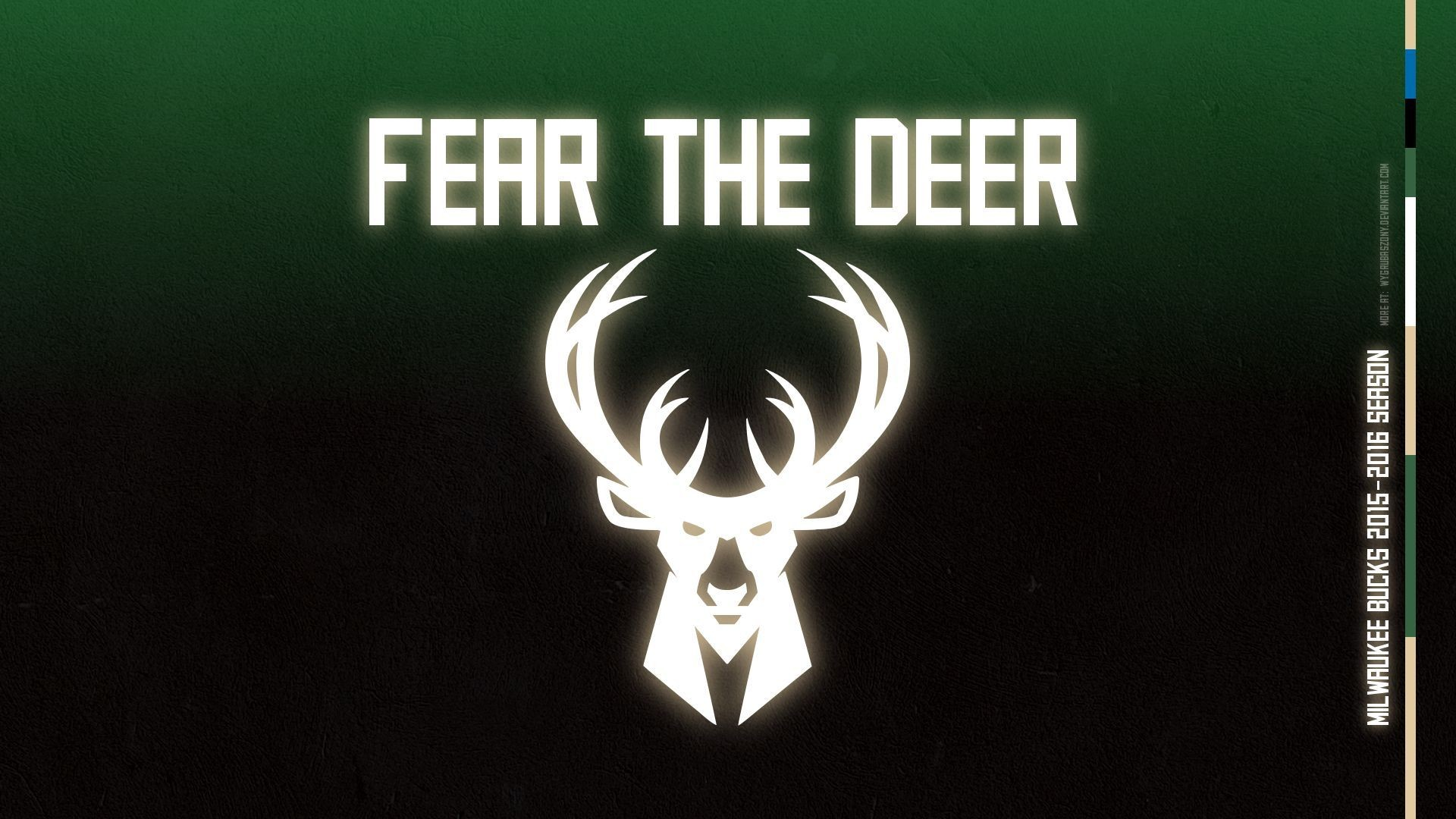 1920x1080 Milwaukee Bucks Wallpaper