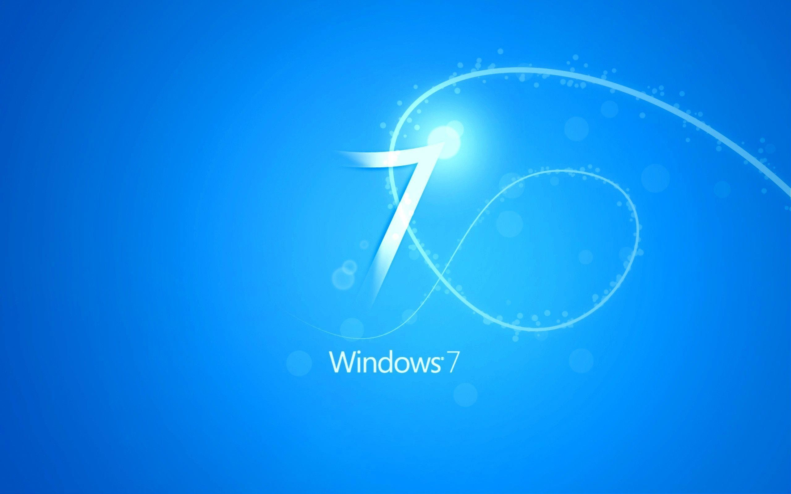 2560x1600 Blue Windows 7 Wallpapers | HD Wallpapers