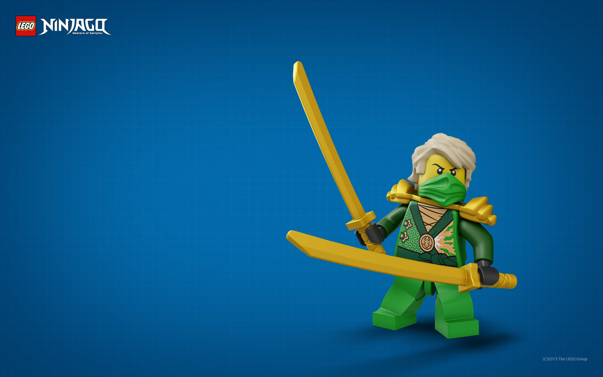 1920x1200 Wallpaper: LEGO Ninjago - Lloyd