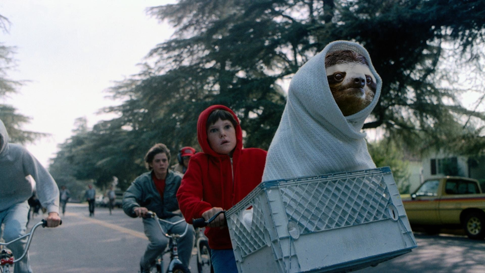 1920x1080 E.T. sloth wallpaper 920x1080