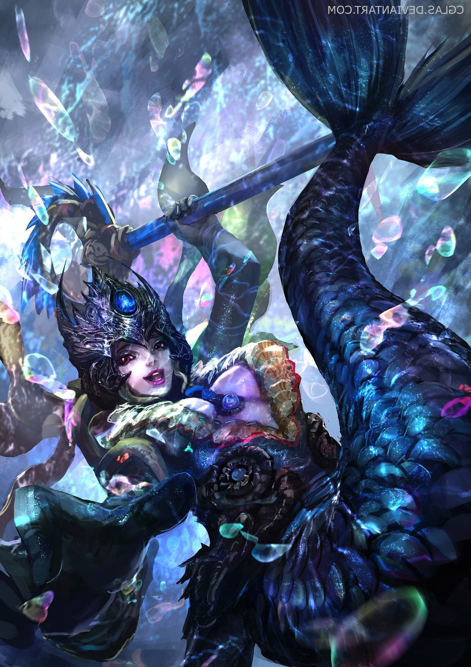 1500x2121 League Of Legends, Nami (league Of Legends) Wallpapers HD / Desktop and  Mobile Backgrounds