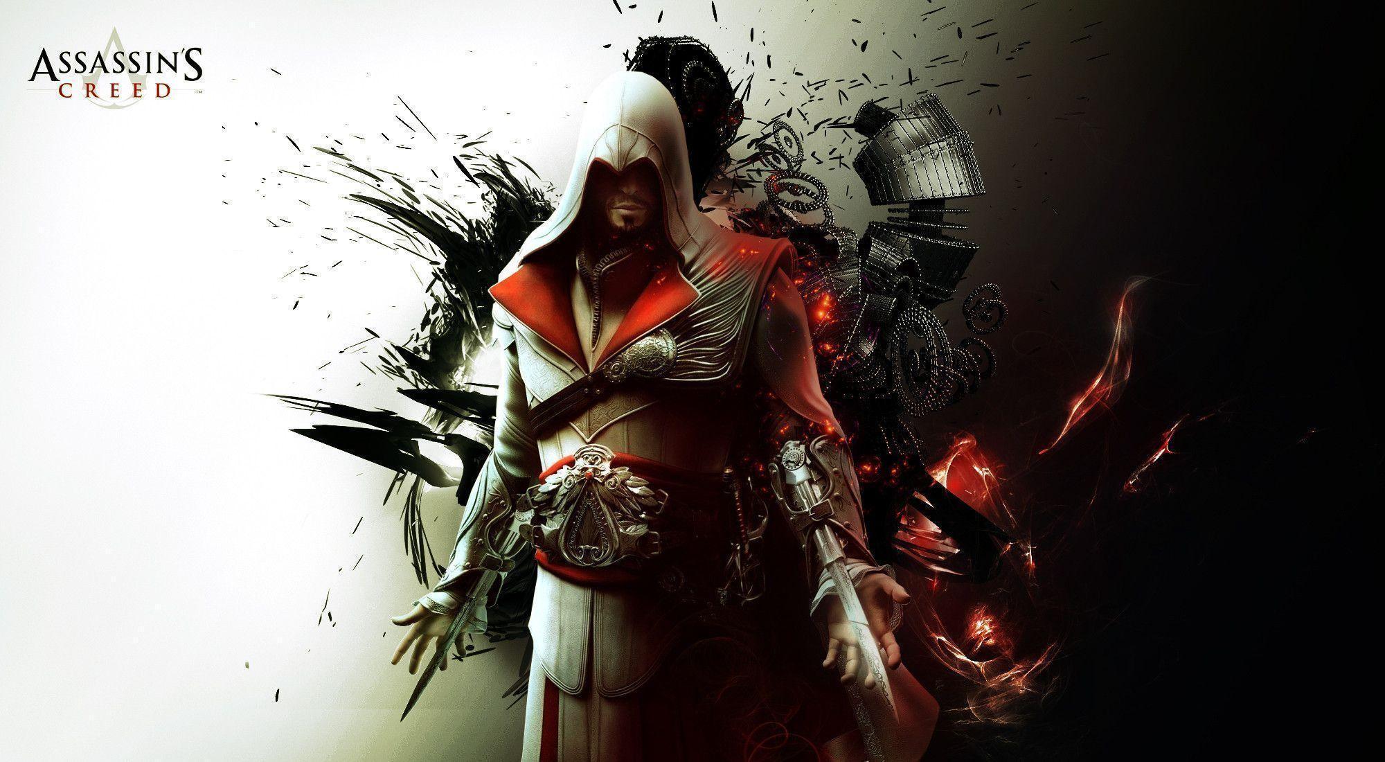 Assassin Creed Brotherhood Game Wallpaper second series Album List