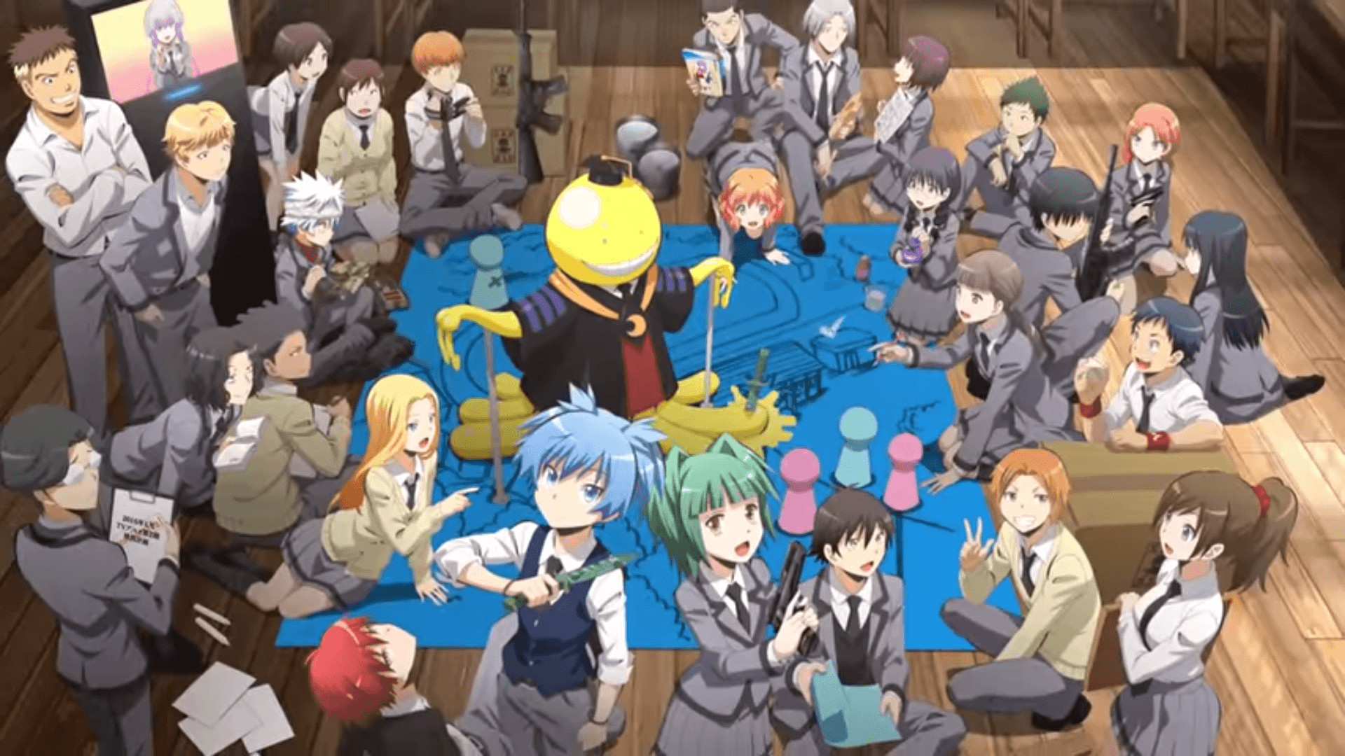 1920x1080 assassination classroom wallpaper - Google Search | ansatsu .