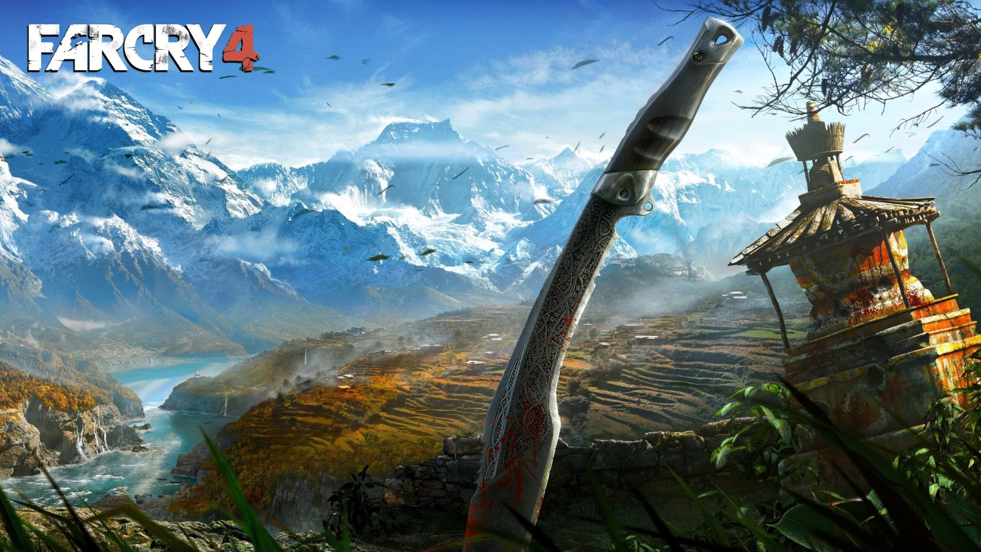 1920x1080 The 2nd wallpaper from Far Cry 4 listed below and ready in HD and wide  sizes to be set on desktop backgrounds