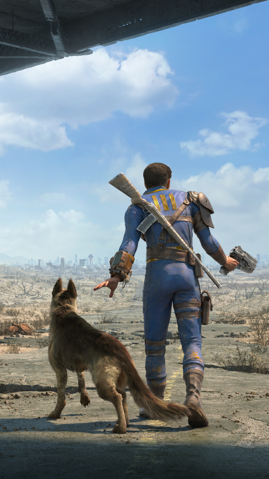 Fallout 4 Iphone 6 Wallpaper 71 Images