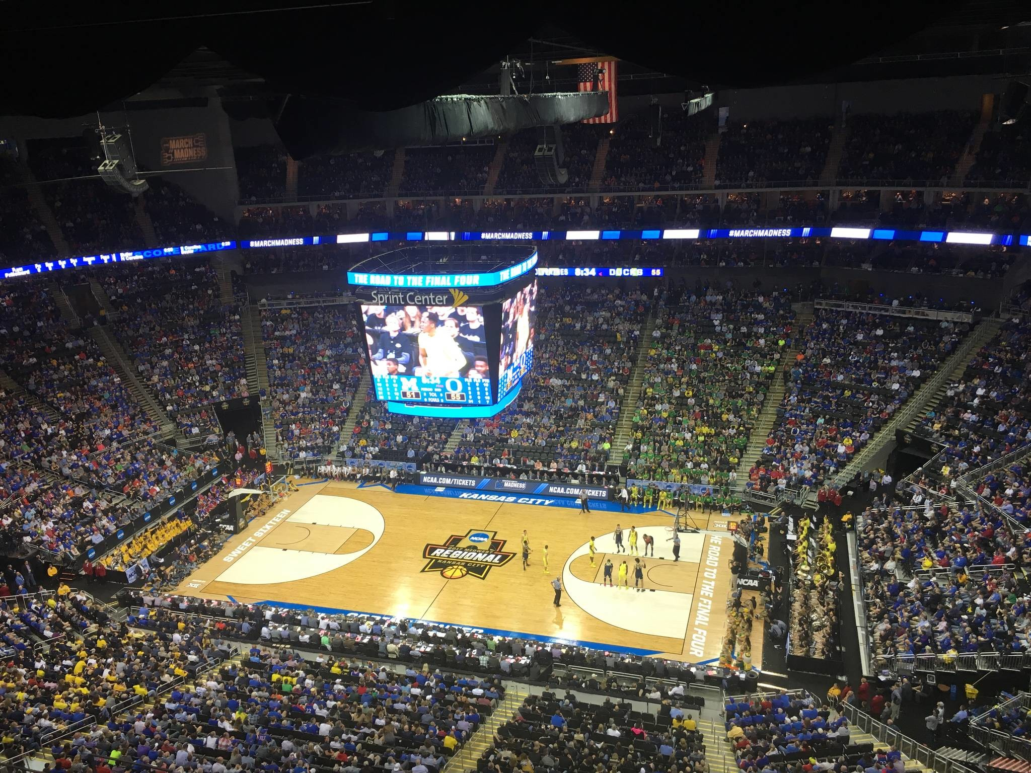 2048x1536 Hefty price worth it for KU fans at Sprint Center | The Topeka  Capital-Journal