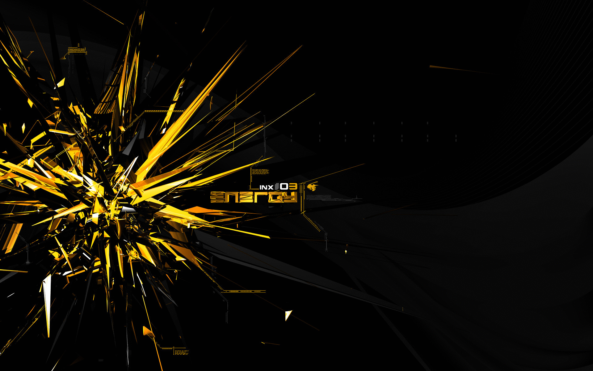 Black and Yellow HD Wallpaper (65+ images)
