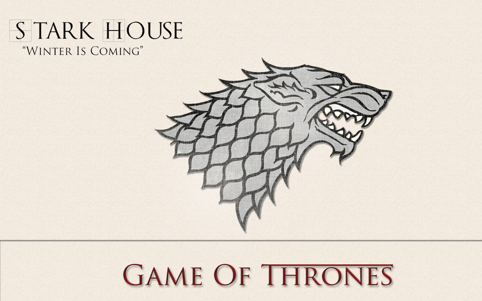 1920x1200 Game of thrones emblems wallpaper