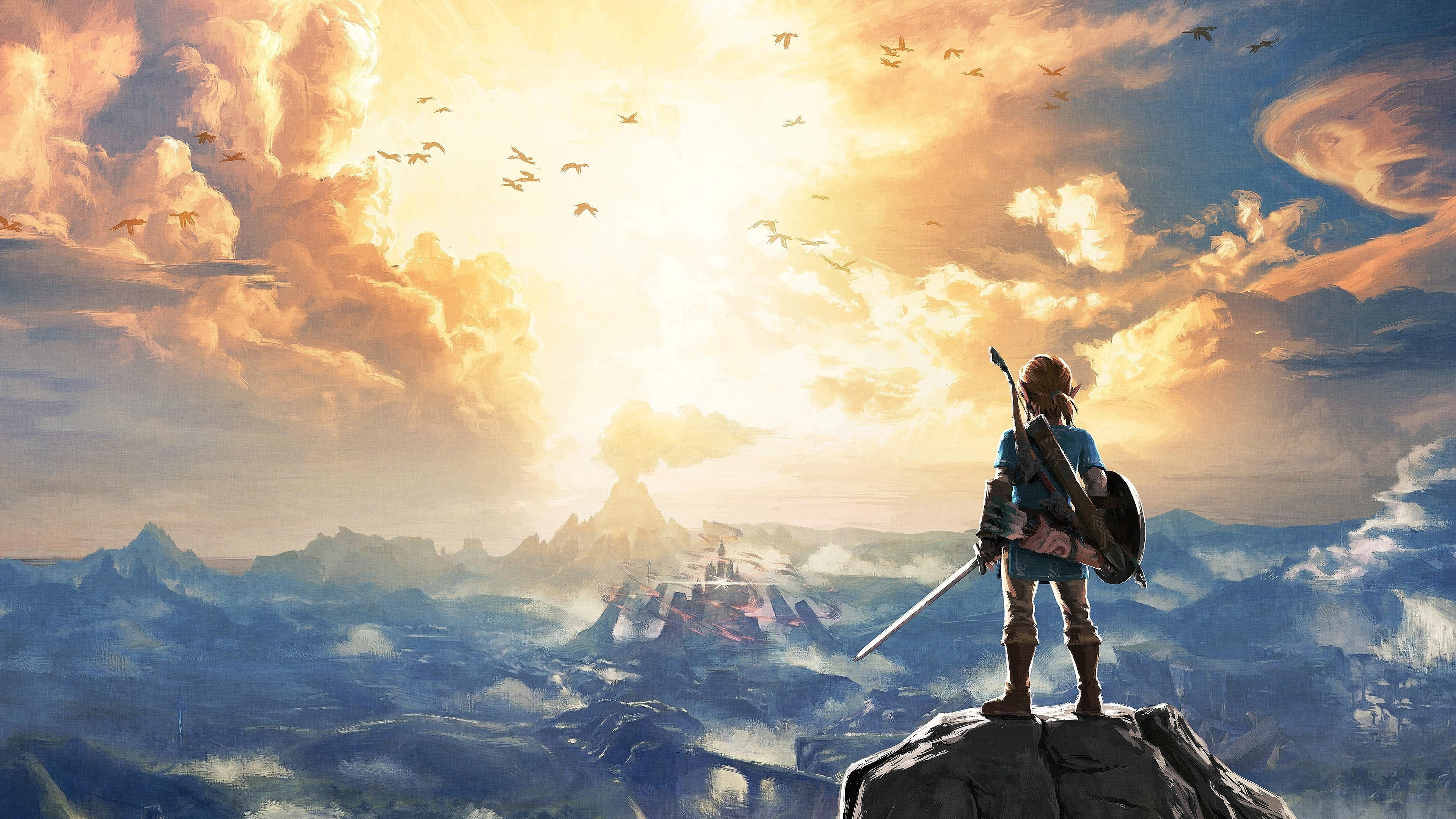 The Legend Of Zelda Wallpaper (79+ Images