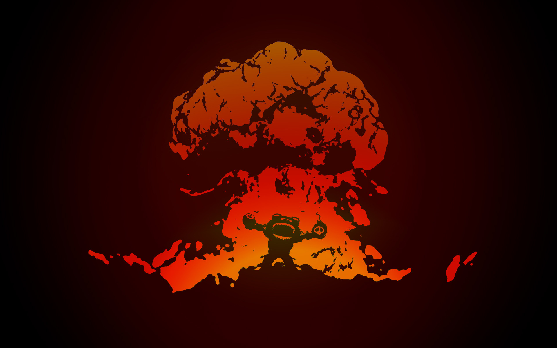 1920x1200 League of Legends Teemo Explosion Mushroom Cloud wallpaper |  |  166960 | WallpaperUP