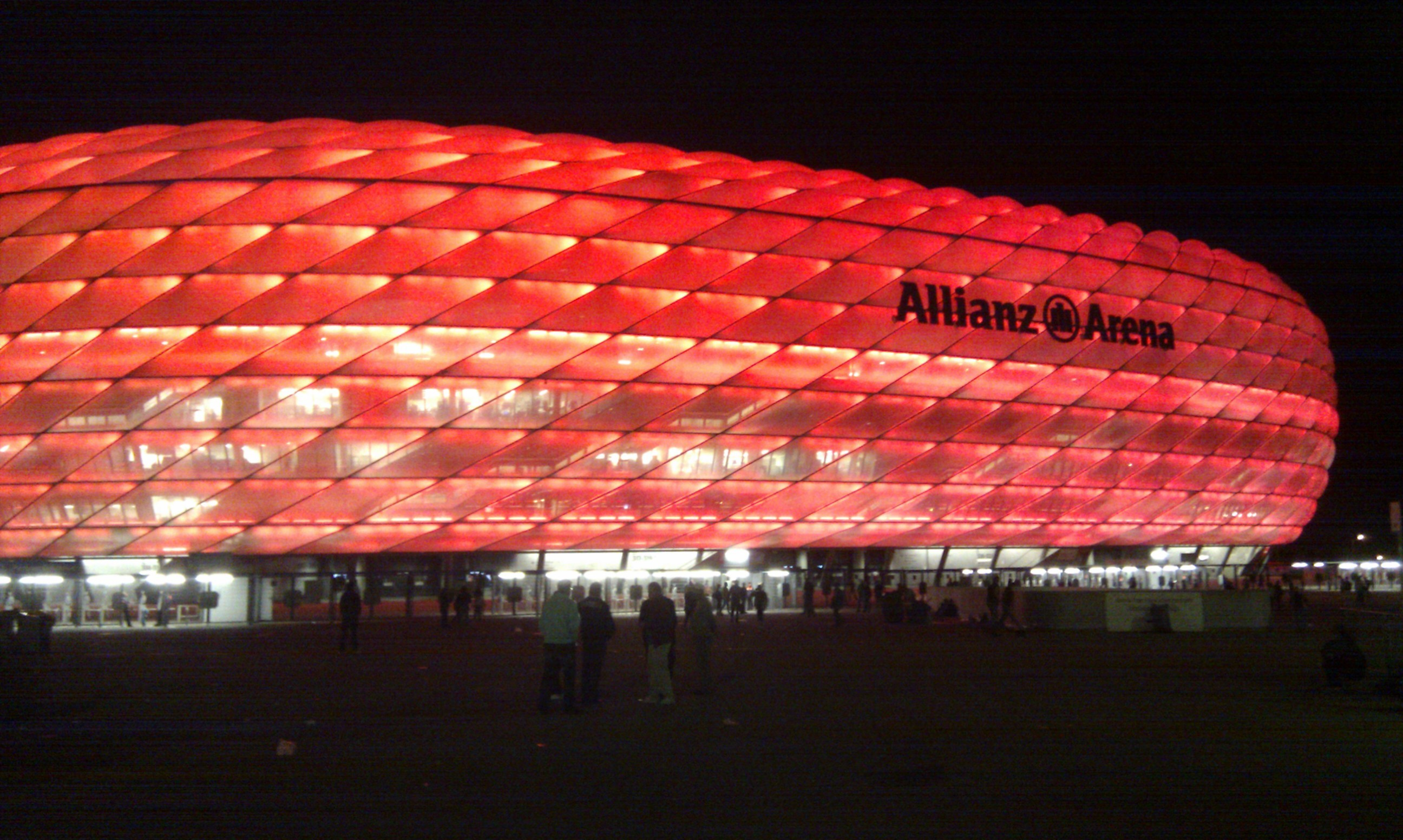 Allianz Arena Wallpapers 63 Images