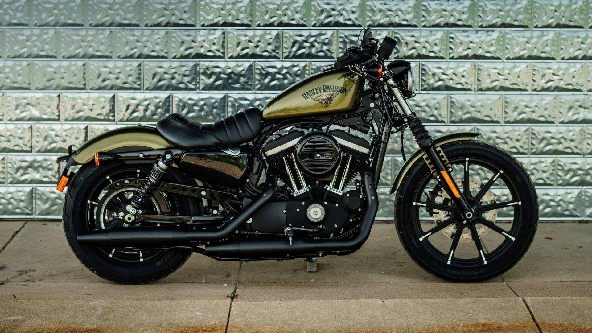 Wallpaper 2018 Harley Davidson Iron 883 (69+ Images