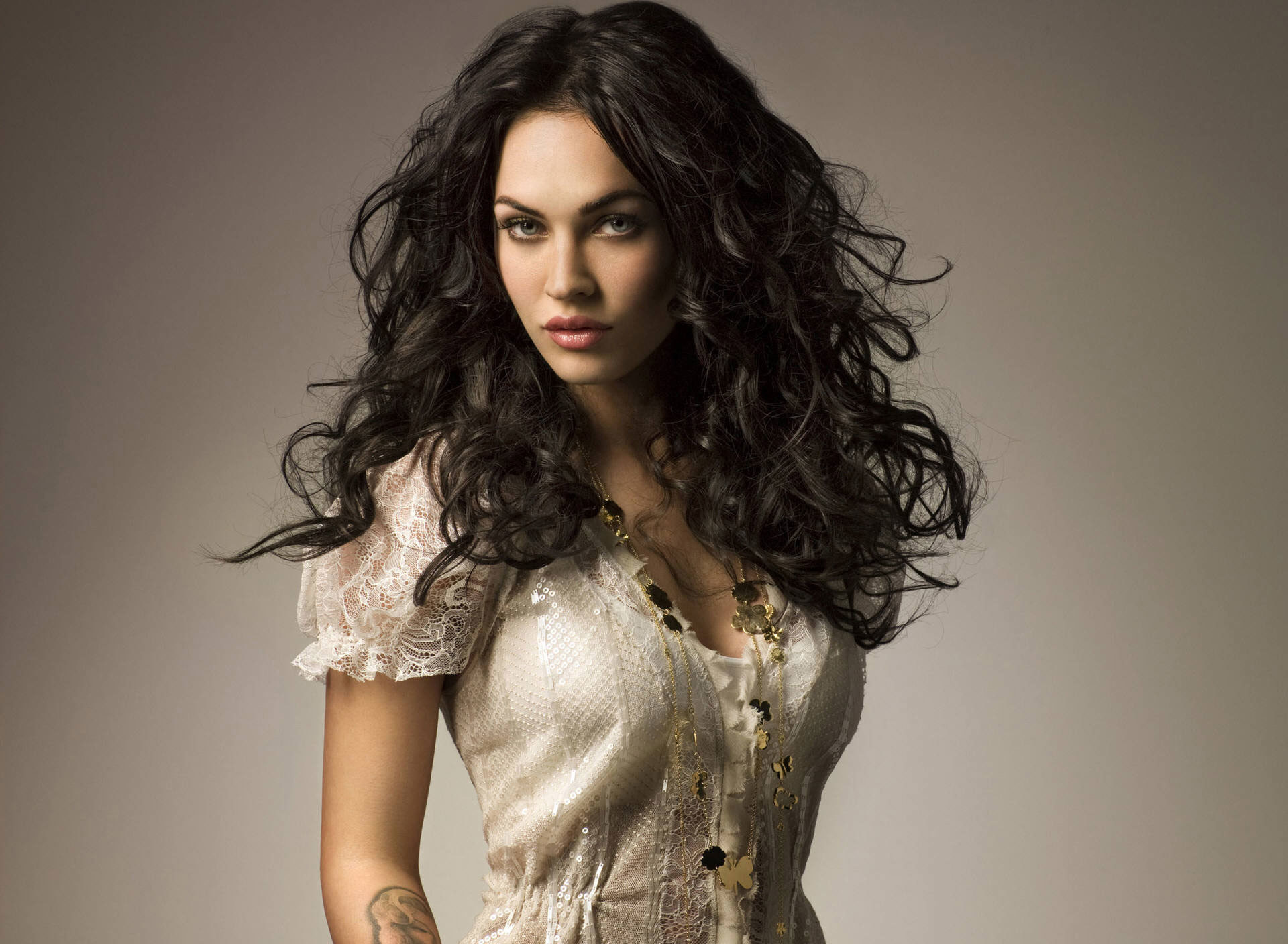 Collection of Megan Fox Celebrity Tattoo On