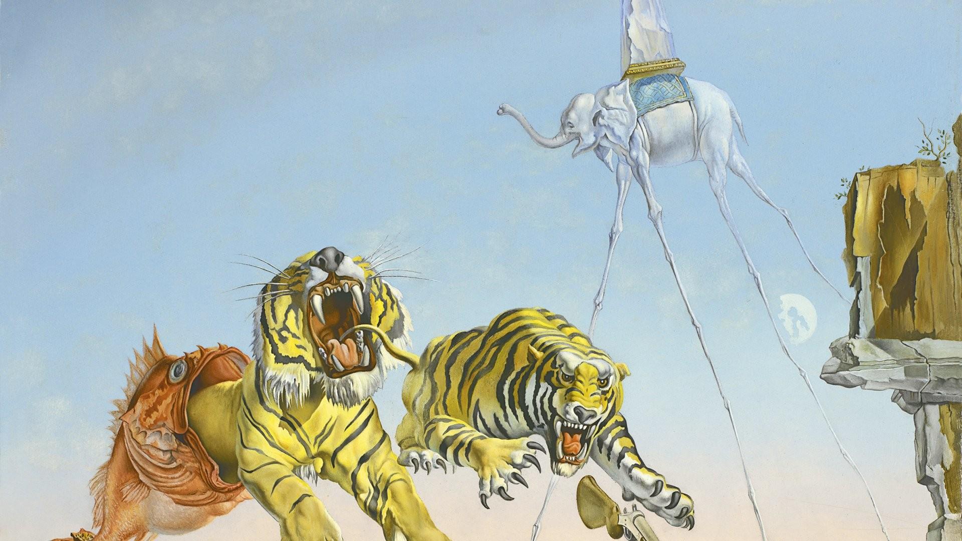 Salvador Dali Wallpapers 1920x1080 71 Images