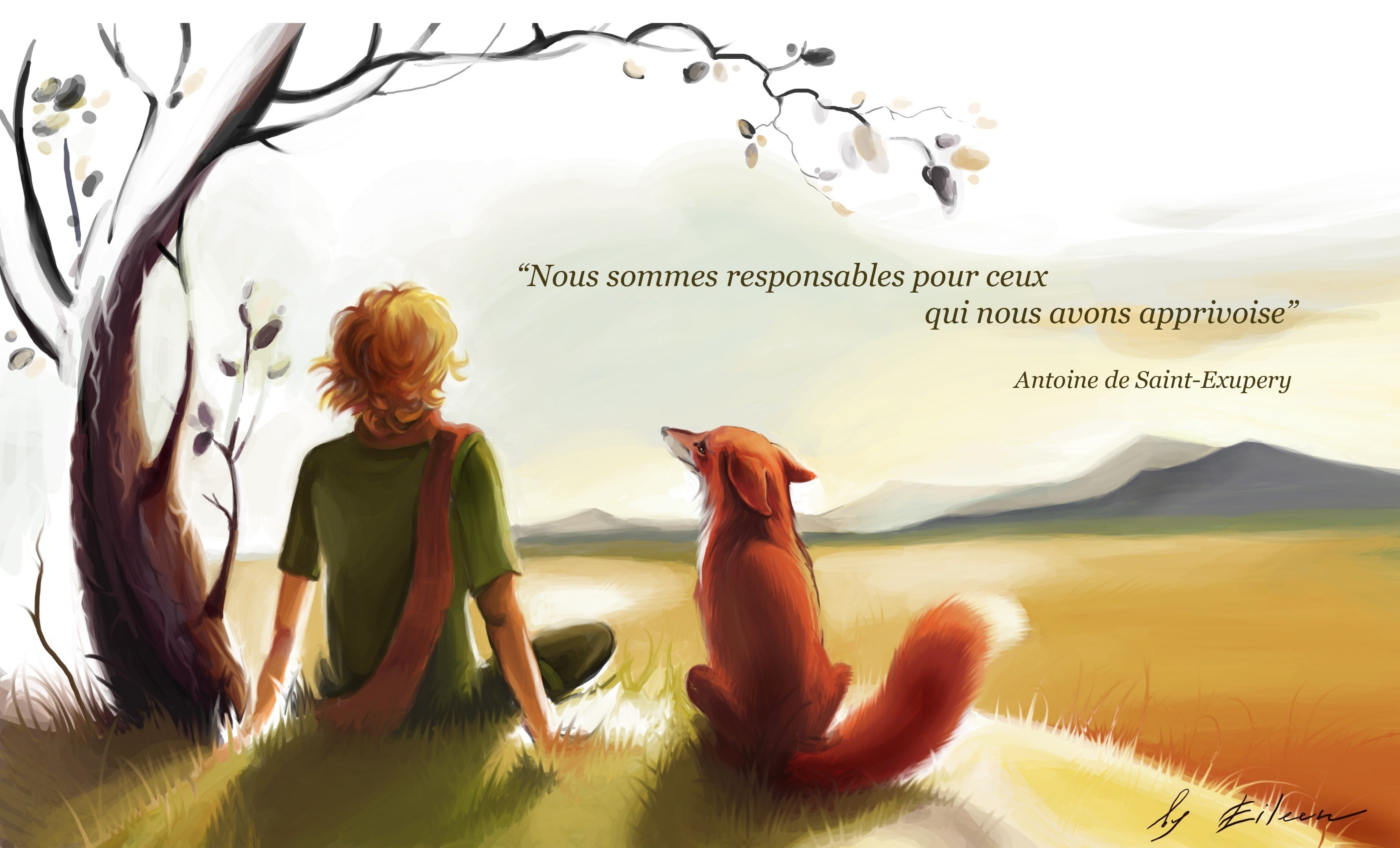The Little Prince Wallpaper (74+ images)
