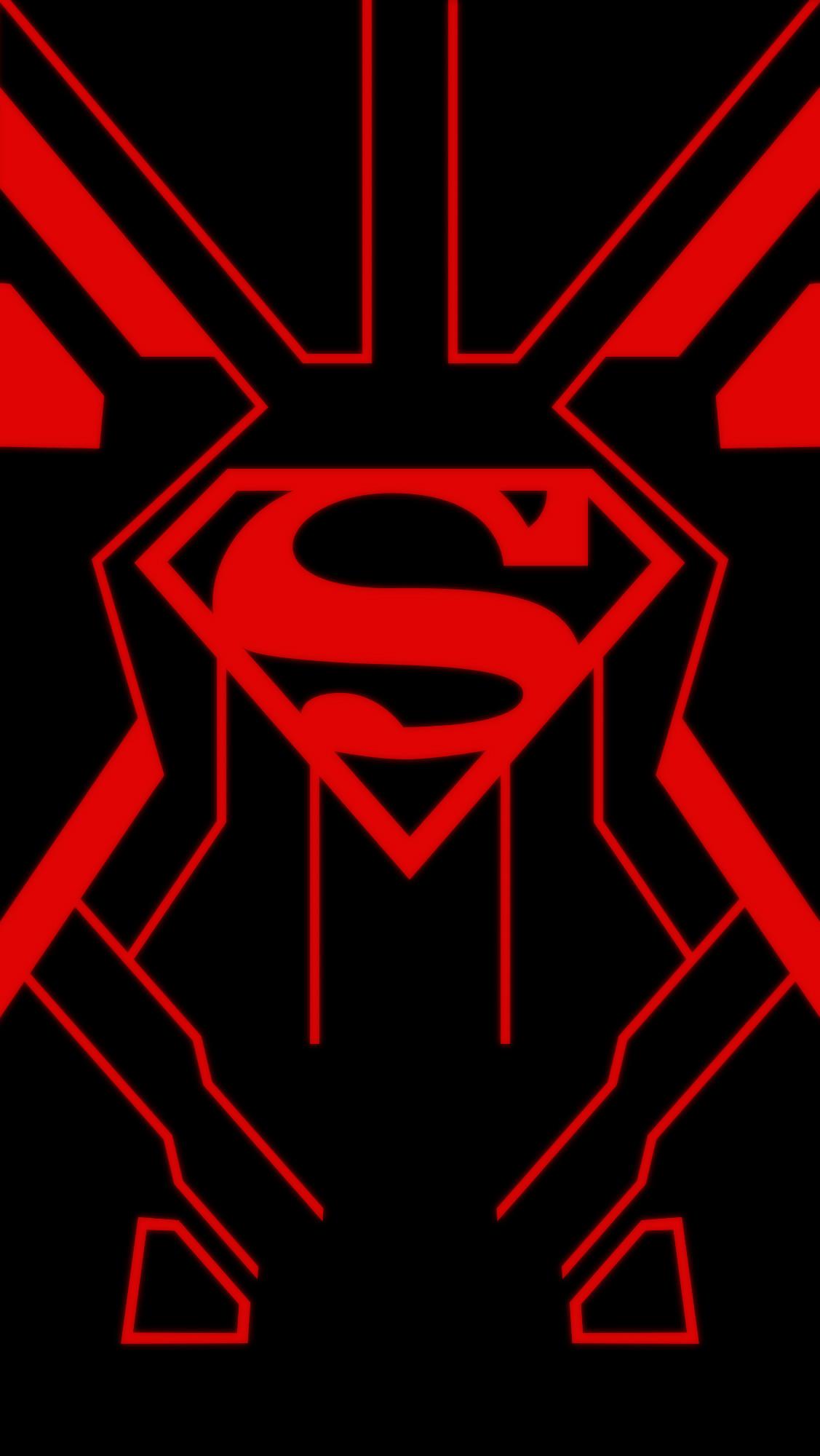 Superman Logo iPhone Wallpaper HD (65+ images)