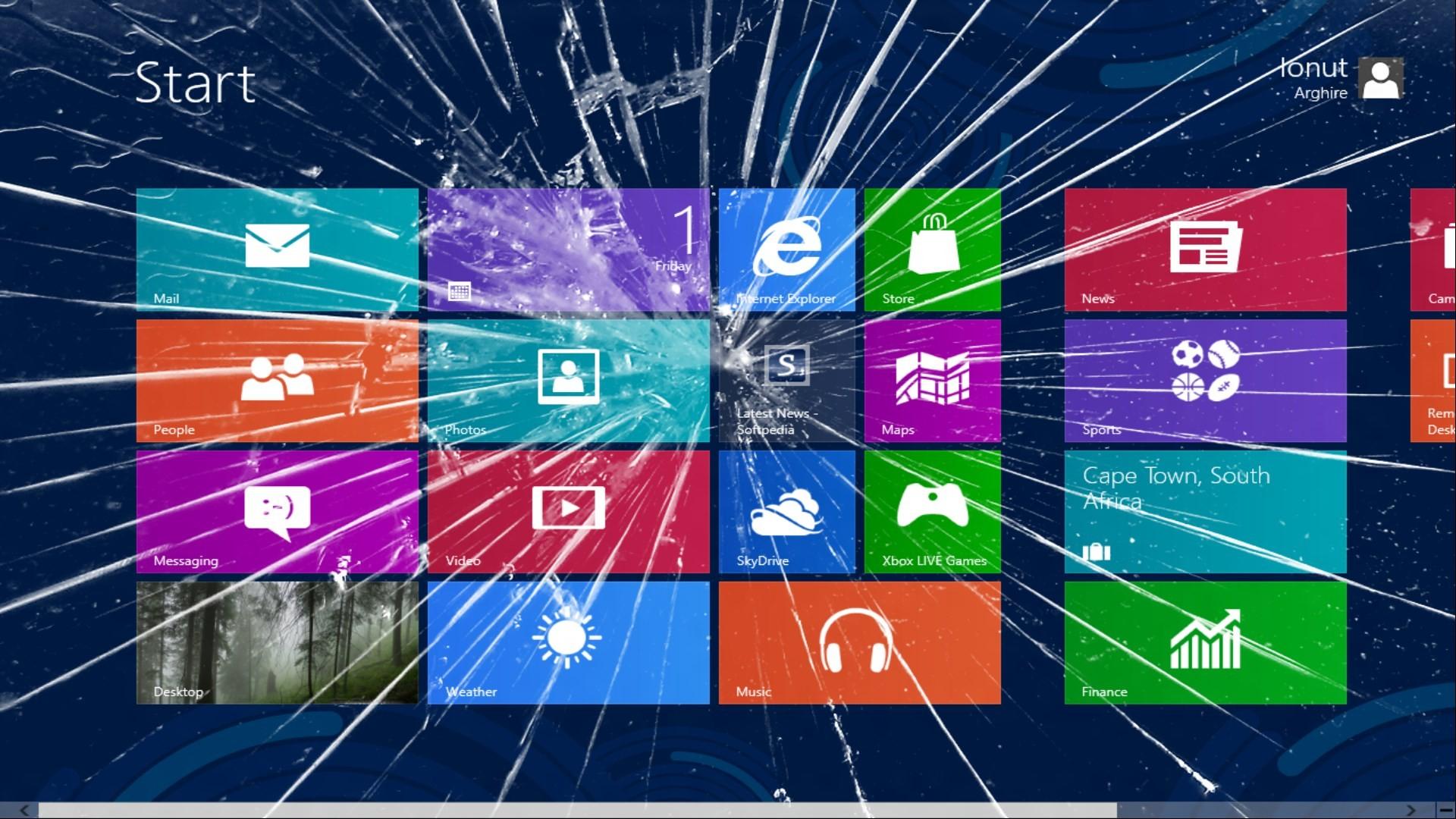 cracked desktop wallpaper hd