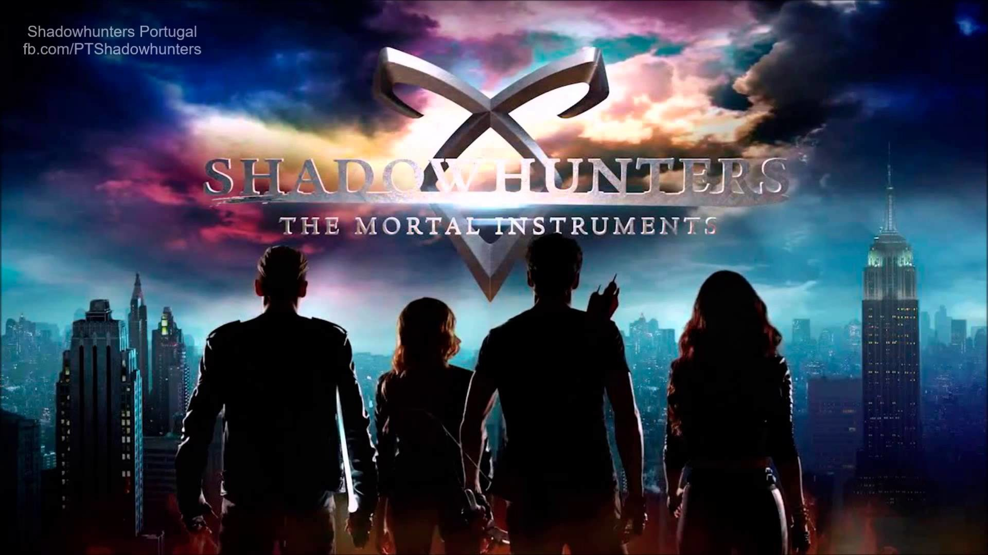 1920x1080 Shadowhunters 1x01 || Forever Young - Alphaville