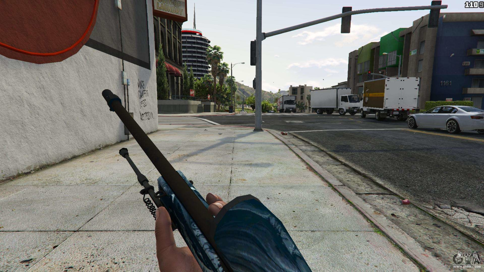 1920x1080 Hyper Beast Edition: AWP for GTA 5