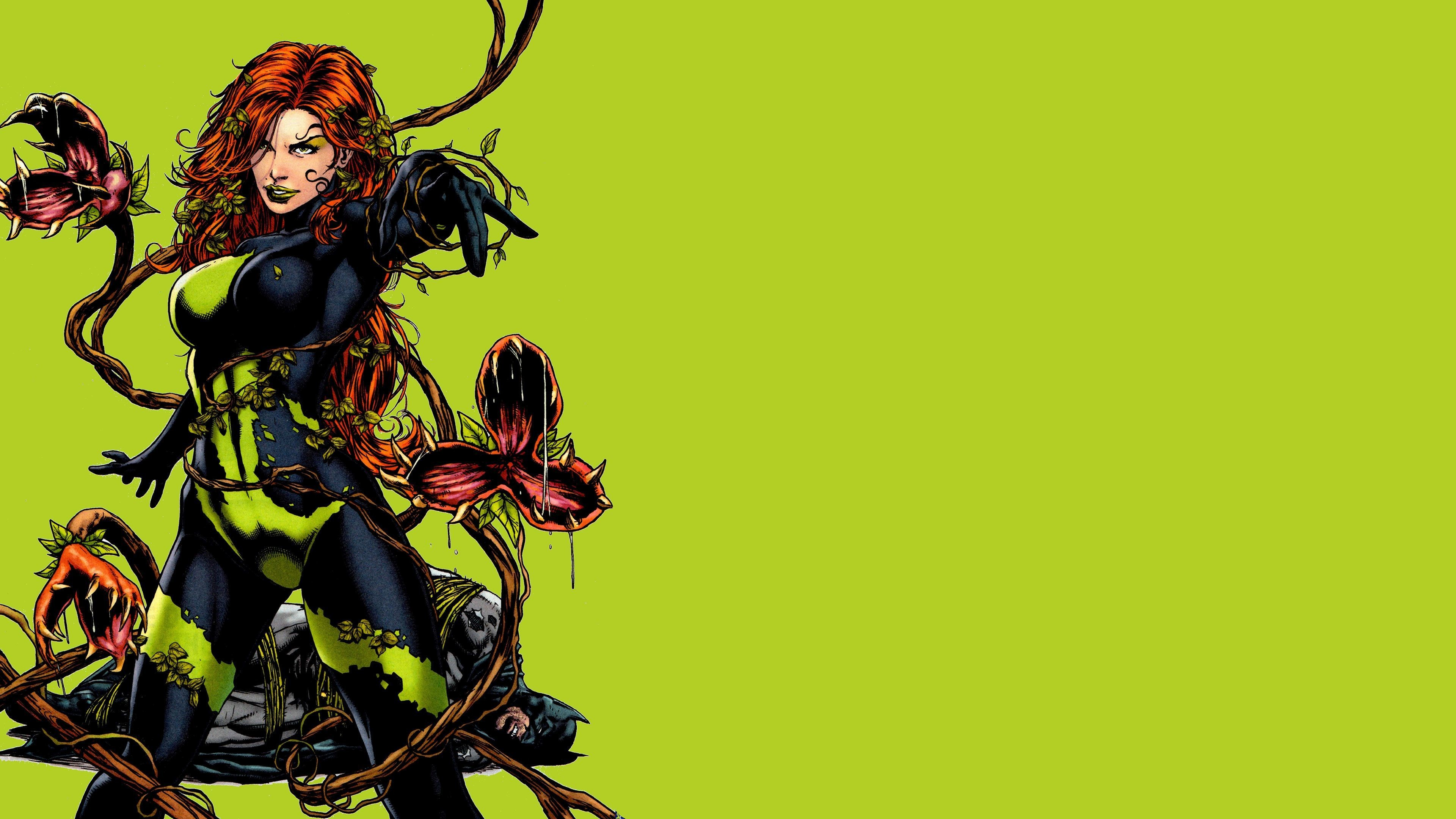 View Poison Ivy Wallpapers