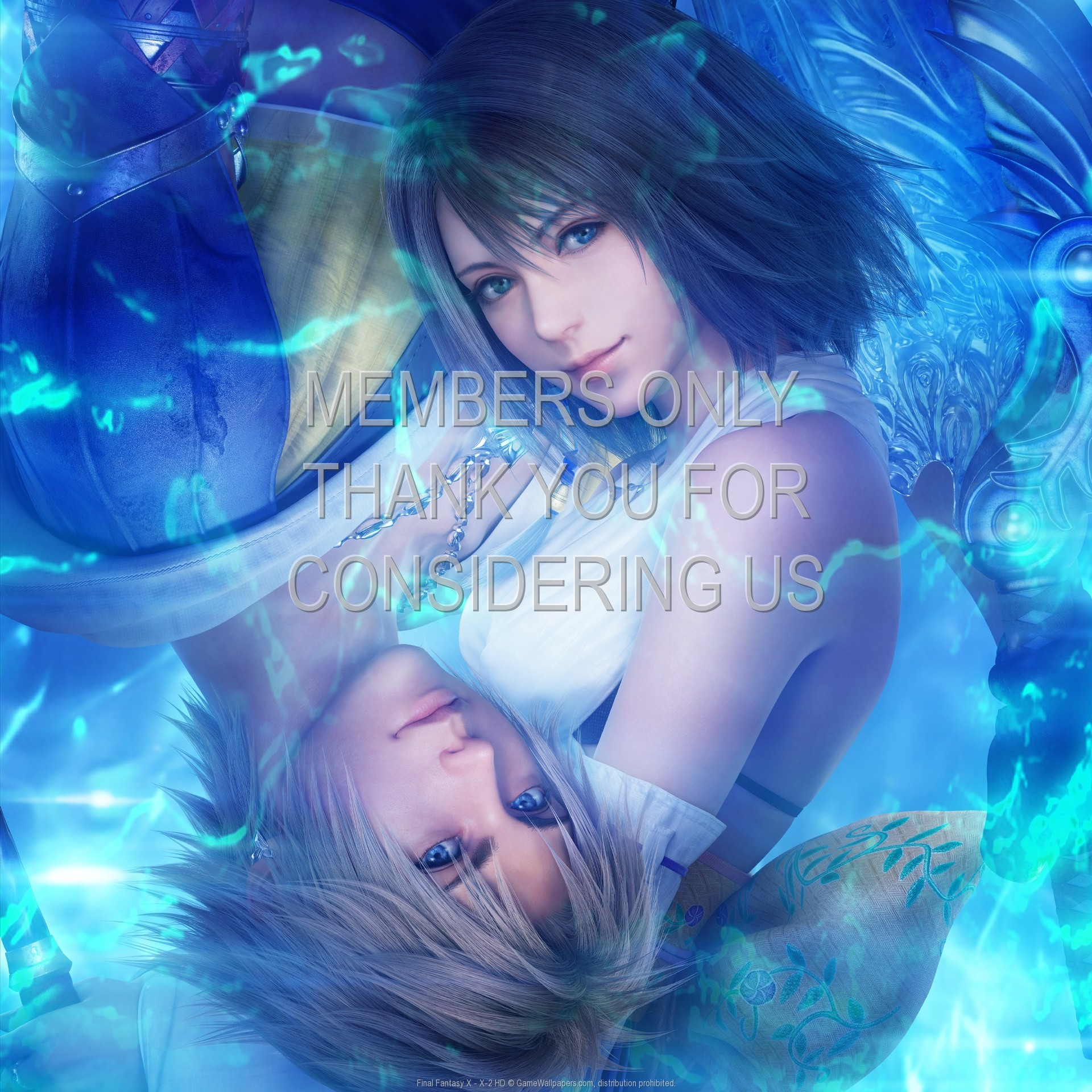 1920x1920 Final Fantasy X - X-2 HD 1920x1080 Mobile wallpaper or background 01