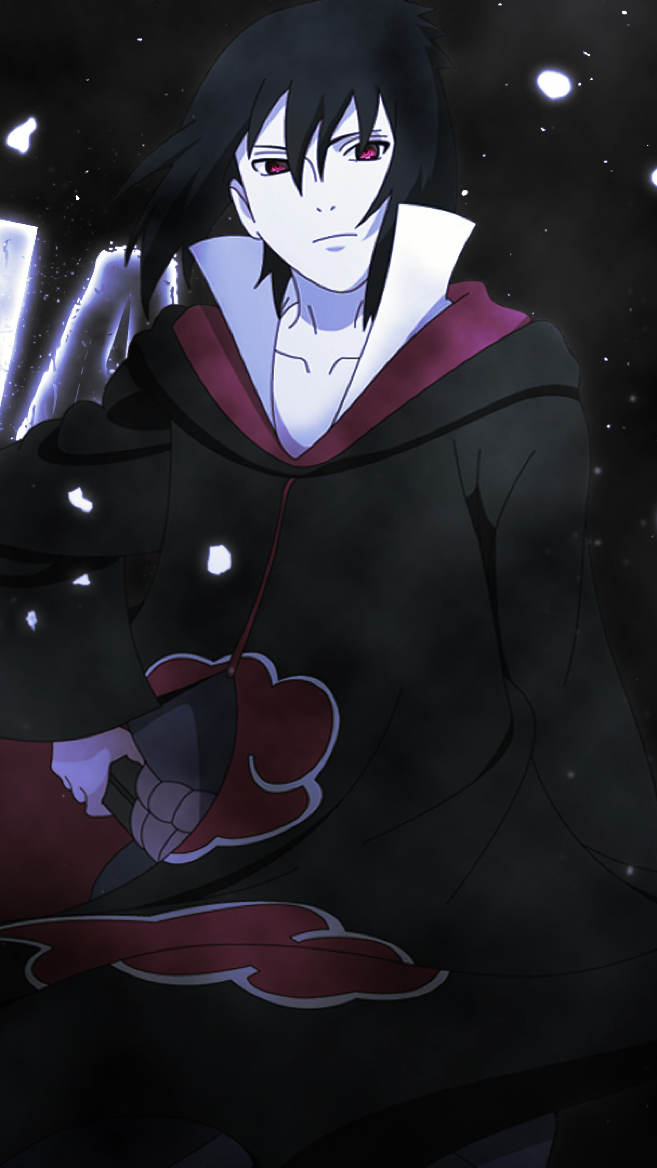 Sasuke Mangekyou Sharingan Wallpaper (63+ images)