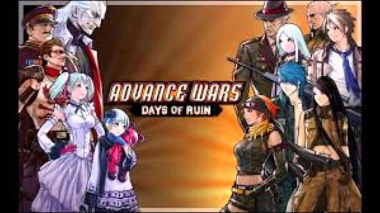 1920x1080 Stormy times advance wars days of ruin metal cover youtube jpg  Advance  wars days of