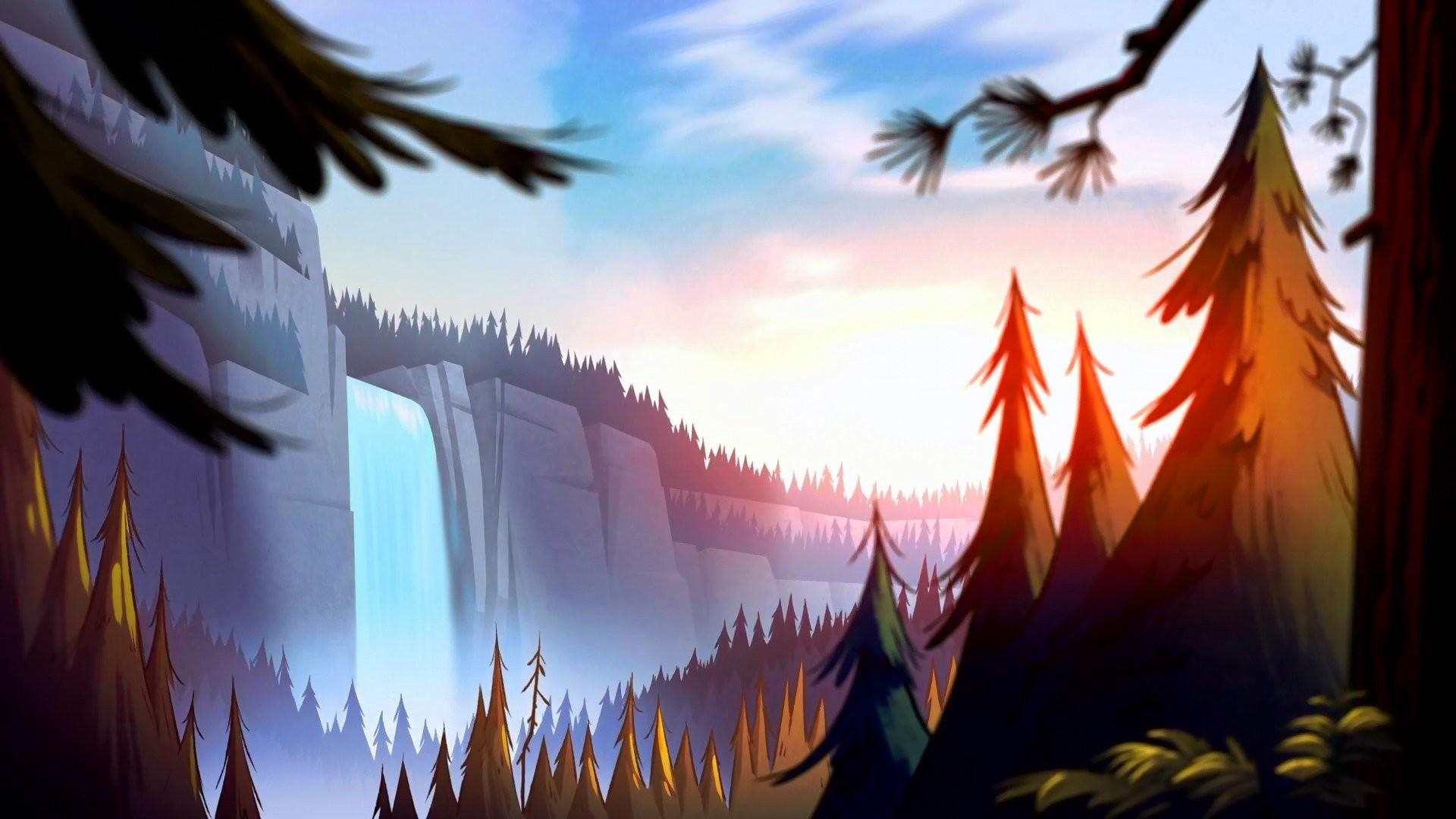 Gravity Falls HD Wallpaper (65+ Images