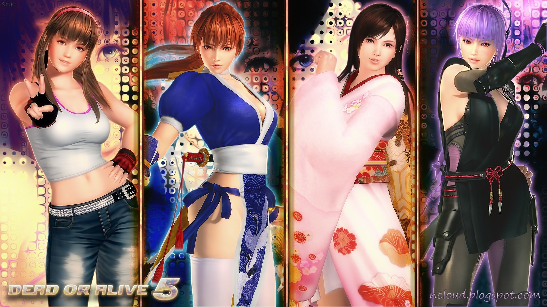 1920x1080 Dead Or Alive 5 603107