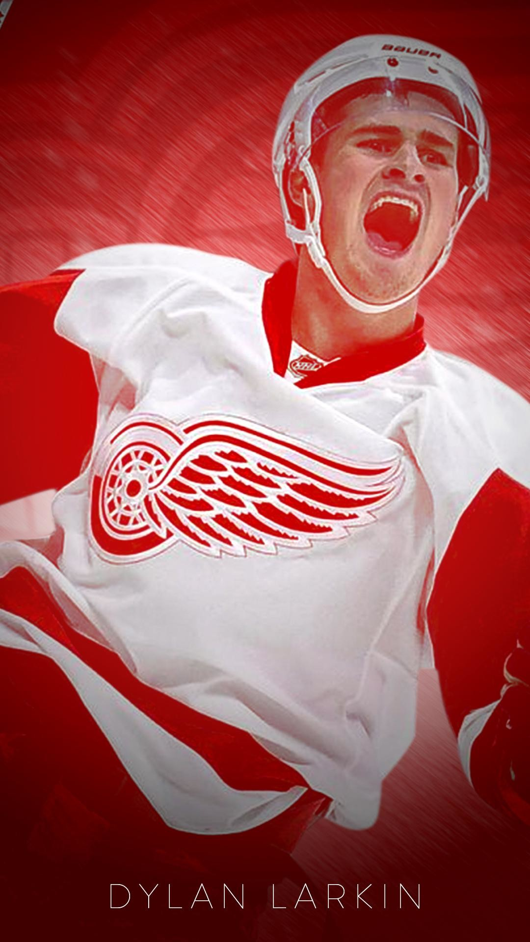 1080x1920 Dylan Larkin Wallpaper ...