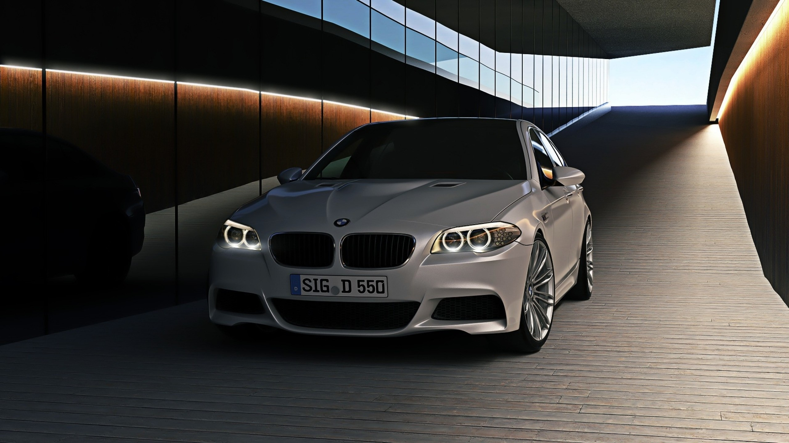 2560x1440 BMW 5 Wallpapers