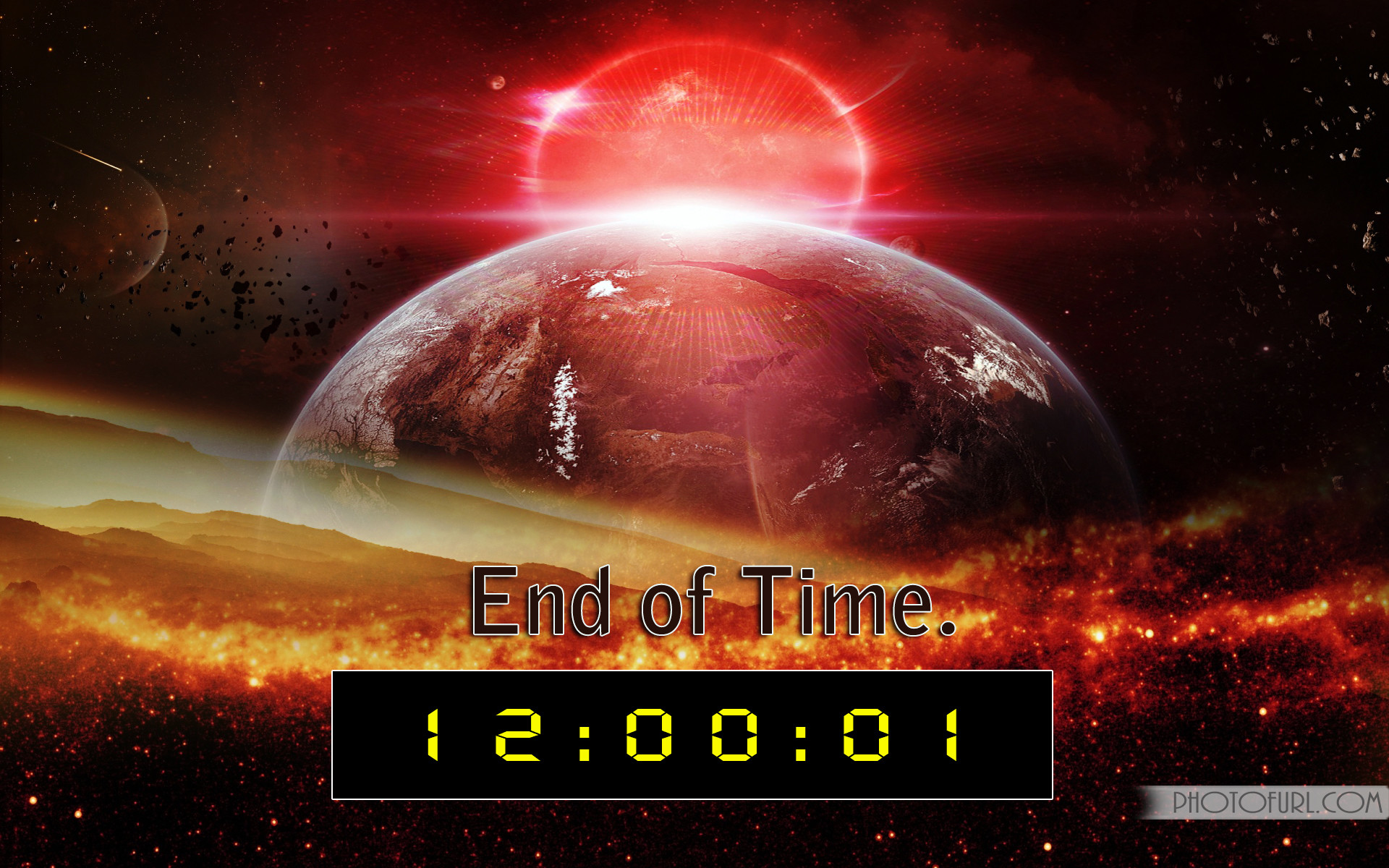 1920x1200 End Of Time