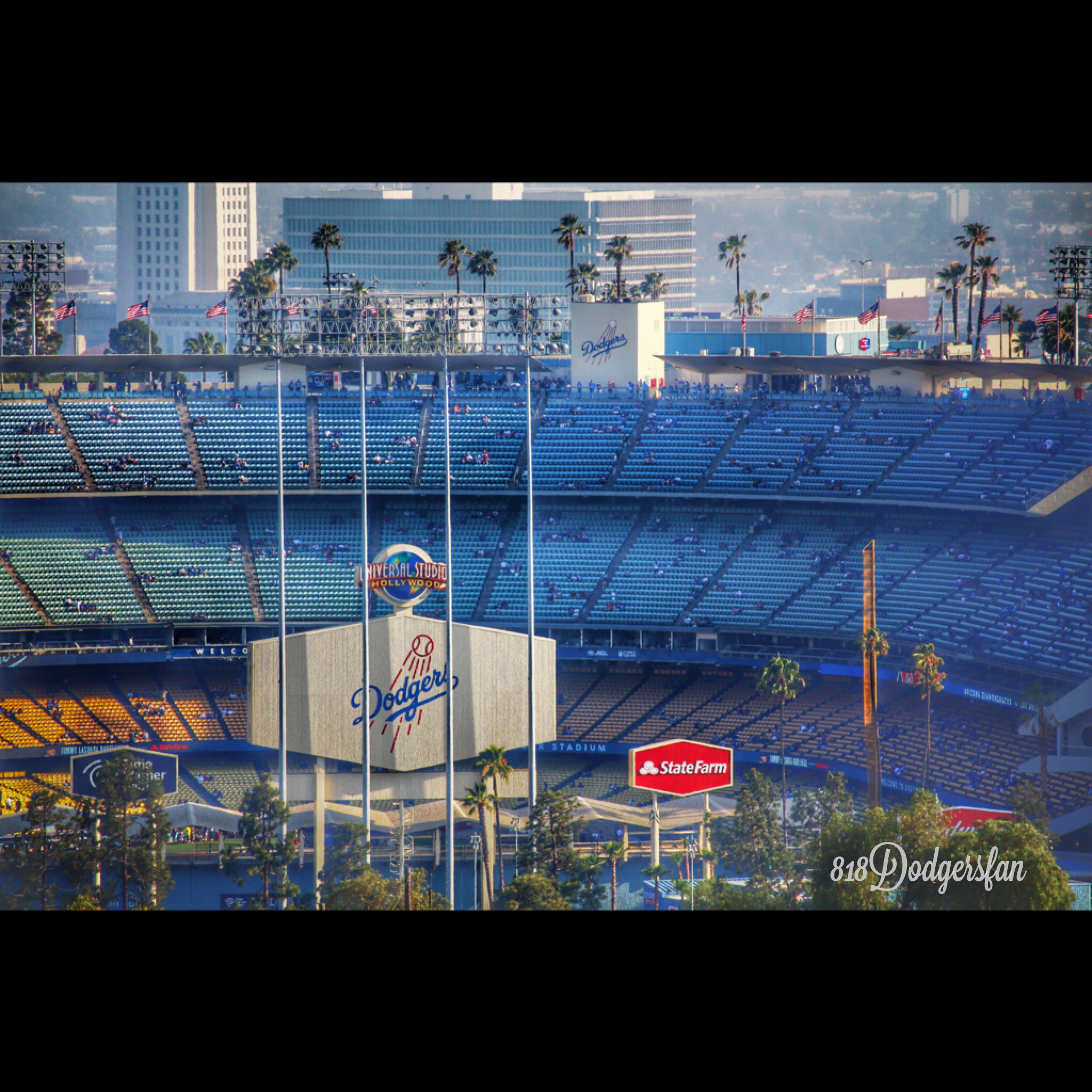 Dodgers Stadium Wallpaper (69+ images)