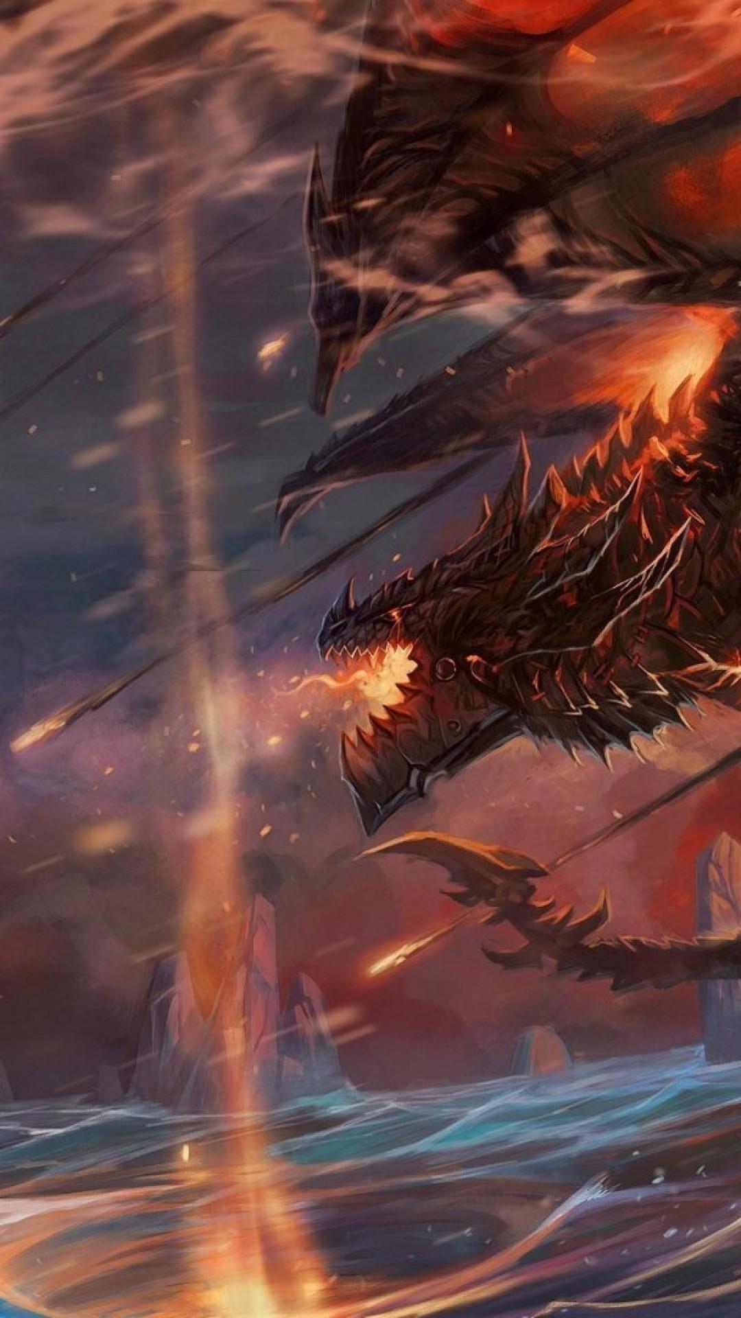 Lightning Dragon Wallpapers 65 Images