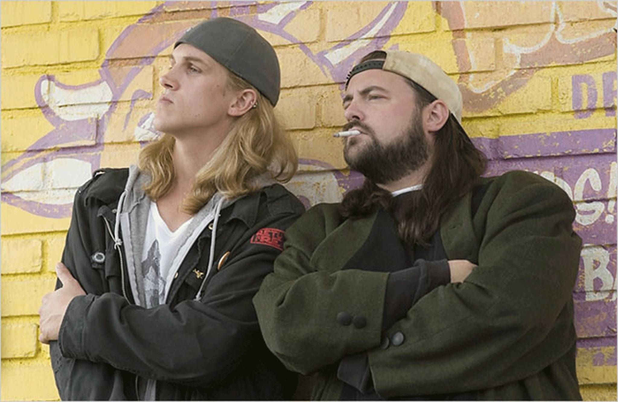 2048x1333 Awesome Movies, Good Movies, Silent Bob, Jason Mewes, Group Halloween,  Halloween