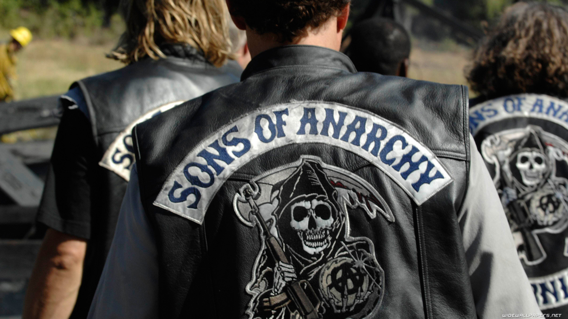 Sons of Anarchy Reaper Wallpaper (67+ images)