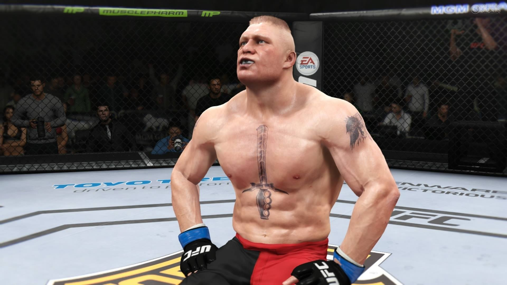 1920x1080 Free Legends Content Update Available Now For EA Sports UFC