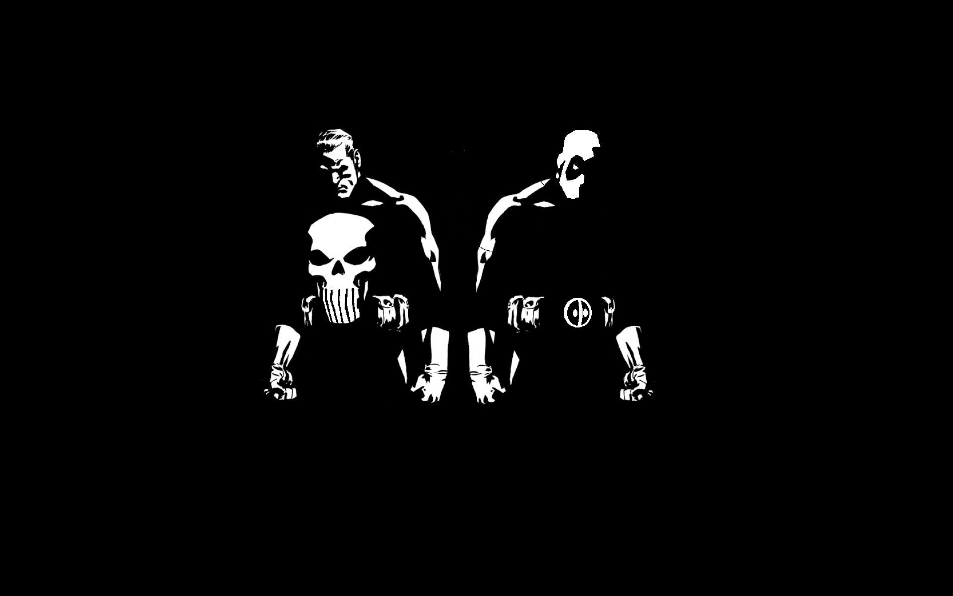 1920x1200 The Punisher Wallpapers Desktop K HD Backgrounds Fungyung