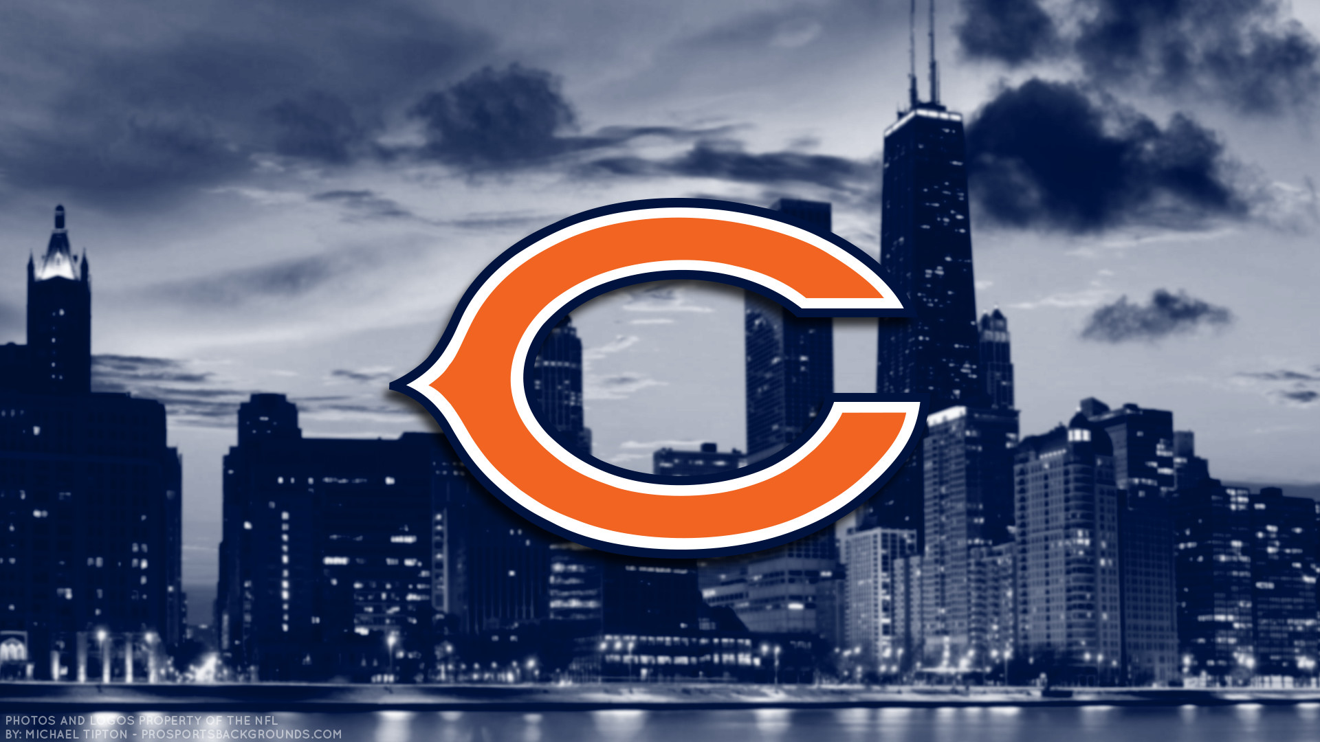 1920x1080 Chicago Bears wallpapers and Pictures download free | HD Wallpapers |  Pinterest | Hd wallpaper and Wallpaper